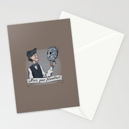 Alas Poor Handles! Stationery Cards