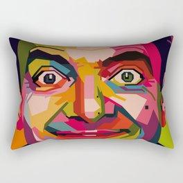WPAP - Mr. Bean Rectangular Pillow