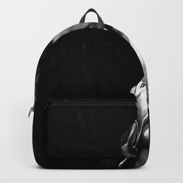 Har-ry Styles Grammy's 2021 Poster/Print - Black and White Print. Harry StylesPoster. Backpack