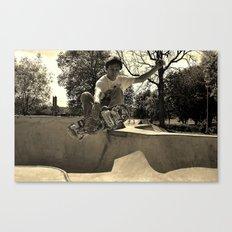 Adam Lindles 1 Canvas Print