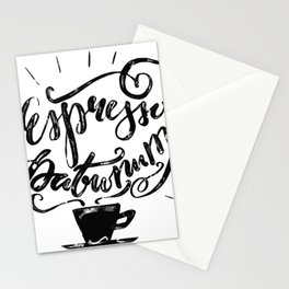 Magic Morning Stationery Cards