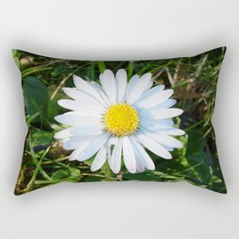 And Another Daisy 2012-01-04 13.48 Rectangular Pillow