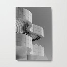 Getty Exterior No.1 Metal Print