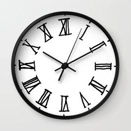 Roman clock Wall Clock
