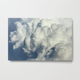 Cumulonimbus Clouds 9 Metal Print