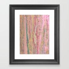 >blend Framed Art Print