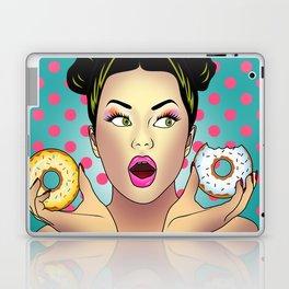 sweet portrait Laptop & iPad Skin