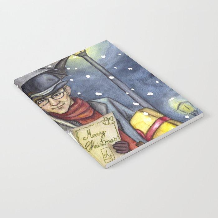Christmas Eve Notebook