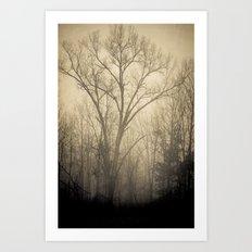 Inner Demons Art Print