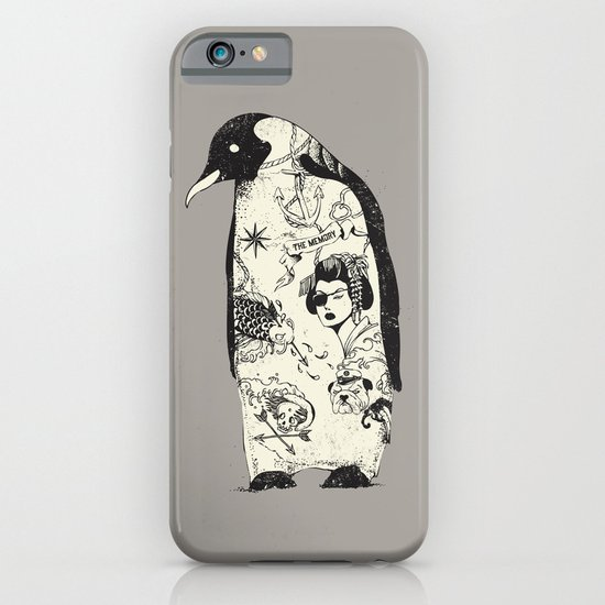 THE PENGUIN iPhone & iPod Case