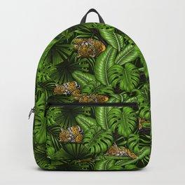 Jungle kitties  Backpack