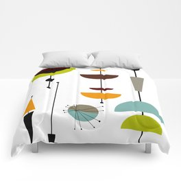 Mid Century 14 Comforters