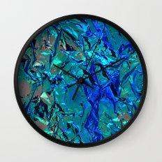 C13D Mermaid Wall Clock
