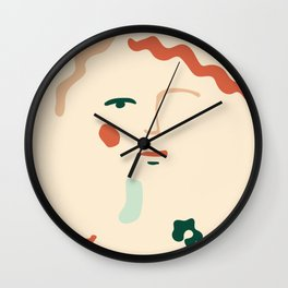 Inspired by Diane Wall Clock