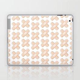 Get Well Bandaid Laptop & iPad Skin