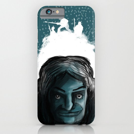 The Iceman Cometh iPhone & iPod Case