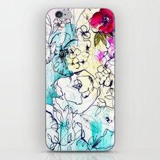 Spring Haze iPhone & iPod Skin