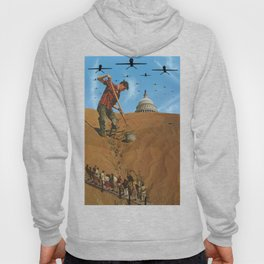 Your Democracy at Work Hoody