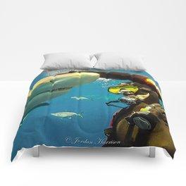 Shark Bite Diving Comforters