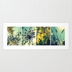 Wander Through Spring Art Print