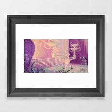 Portrait of a Kingdom: Prince Charming's Palace  Framed Art Print