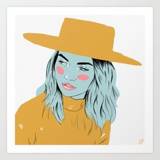 Summer Color Art Print