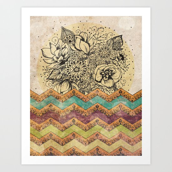 The Incredible Journey Art Print