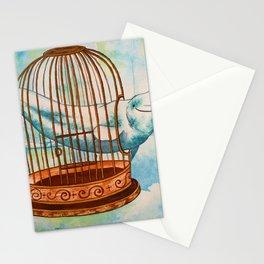 Il sogno del beluga Stationery Cards