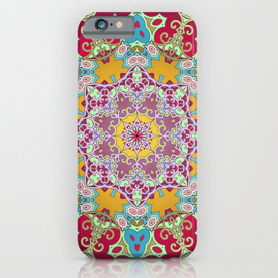 Mix&Match Indian Summer 01 iPhone & iPod Case