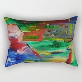 Relativity Rectangular Pillow
