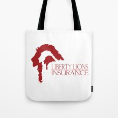 Liberty Lions Insurance Tote Bag