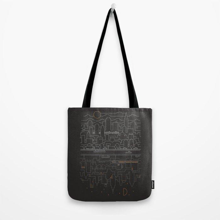 City 24 Tote Bag