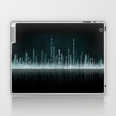 TRON CITY Laptop & iPad Skin