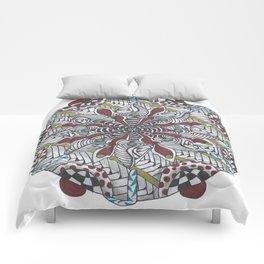 Key Largo Mandala Comforters