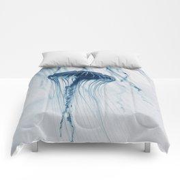 Deep Blue Sea #4 Comforters