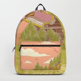 FOREST PIANO Backpack