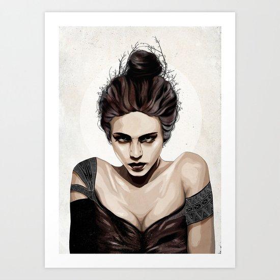 Mother, dear Art Print