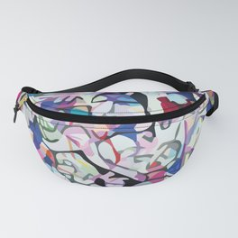 Crowd - 7 Fanny Pack