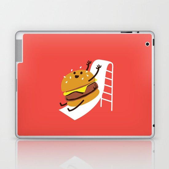 Slider Burger Laptop & iPad Skin
