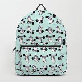OLYMPIC LIFTING Unicorn Backpack