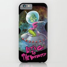 Space Girl 01 iPhone 6s Slim Case
