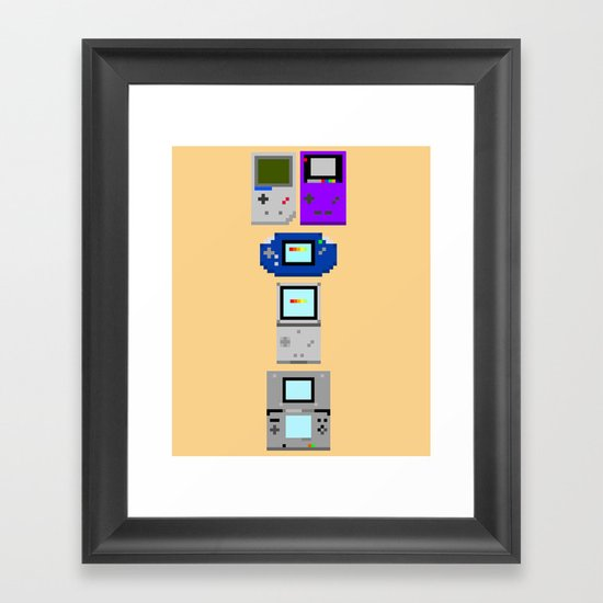 Love Of Convenience  Framed Art Print