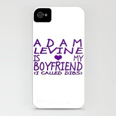 Adam Levine Is My Boyfriend ❤ iPhone (4, 4s) Slim Case