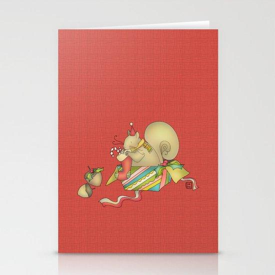 Navidad Stationery Cards