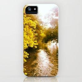 Colors 1 iPhone Case