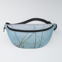 warm wind, cool waters Fanny Pack
