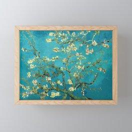Vincent Van Gogh Blossoming Almond Tree Framed Mini Art Print