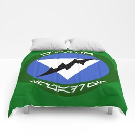 Green Squadron (Alliance) Comforters