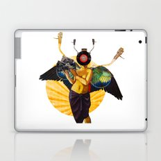 TurnTableTussi Laptop & iPad Skin
