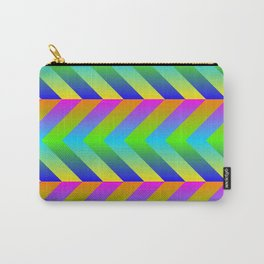 Colorful Gradients Carry-All Pouch